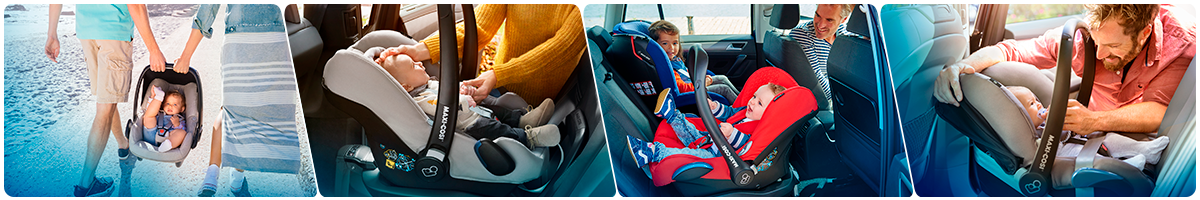 Europe's most popular and trusted car seat brand